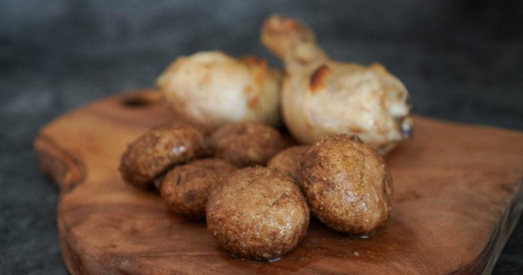 マッシュルームのオーブン焼き (Oven Roasted Mushroom)