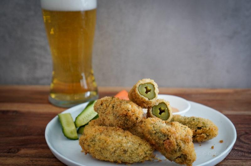 ディルピクルスフライ (Fried Dill Pickles)