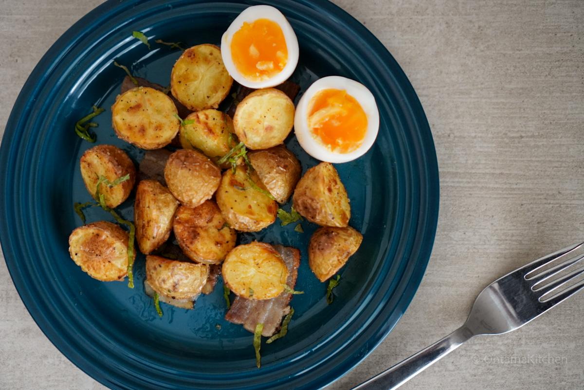 Crispy breakfast potato