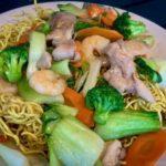 クリスピーチャウミン(Crispy Chow Mein)