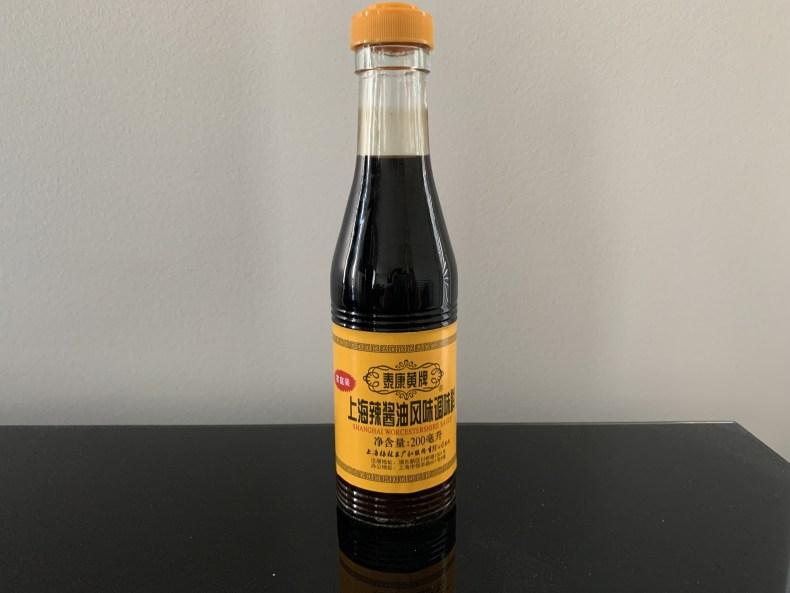 上海ウスターソース(上海辣酱油、上海辣酱油风味调味料、Shanghai Worcestershire Sauce)